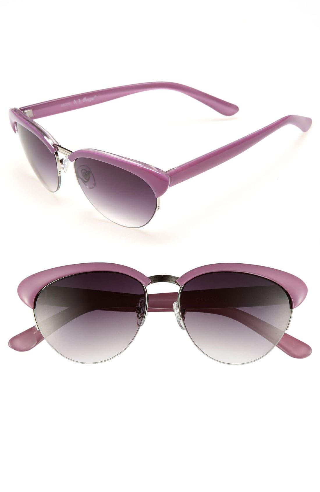 Main Image - A.J. Morgan 'Cupcake' Sunglasses