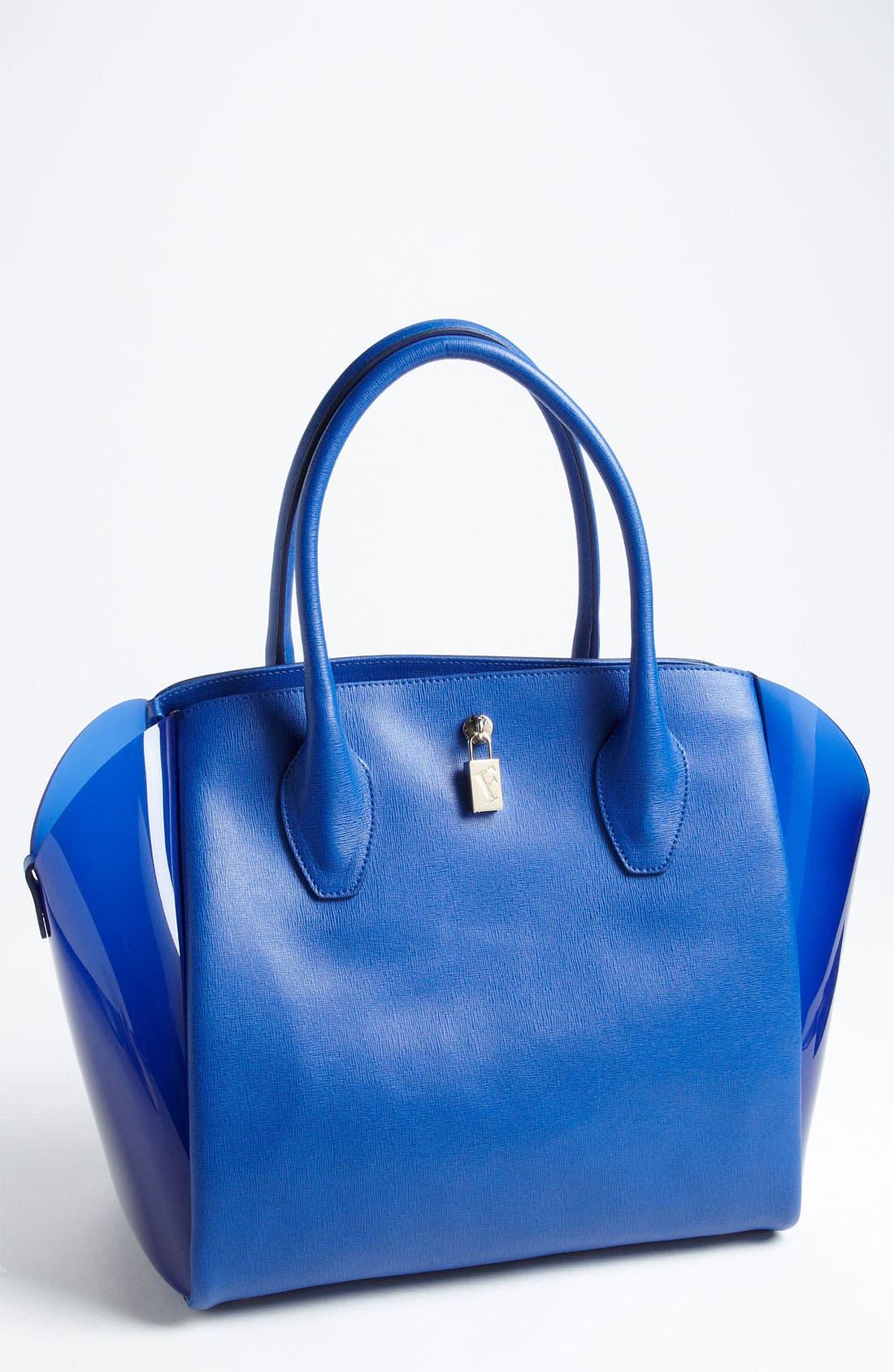 Alternate Image 1 Selected - Furla 'Olimpia - Medium' Shopper