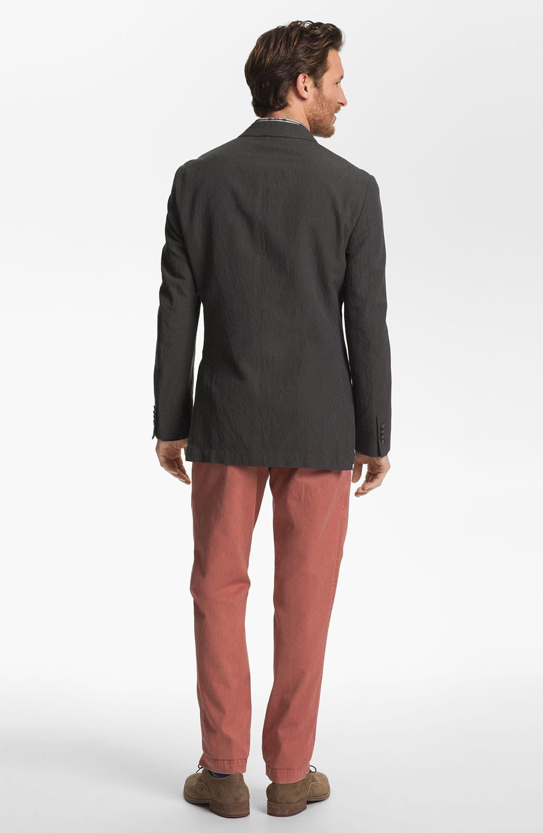Alternate Image 5  - Kroon Cotton Sportcoat