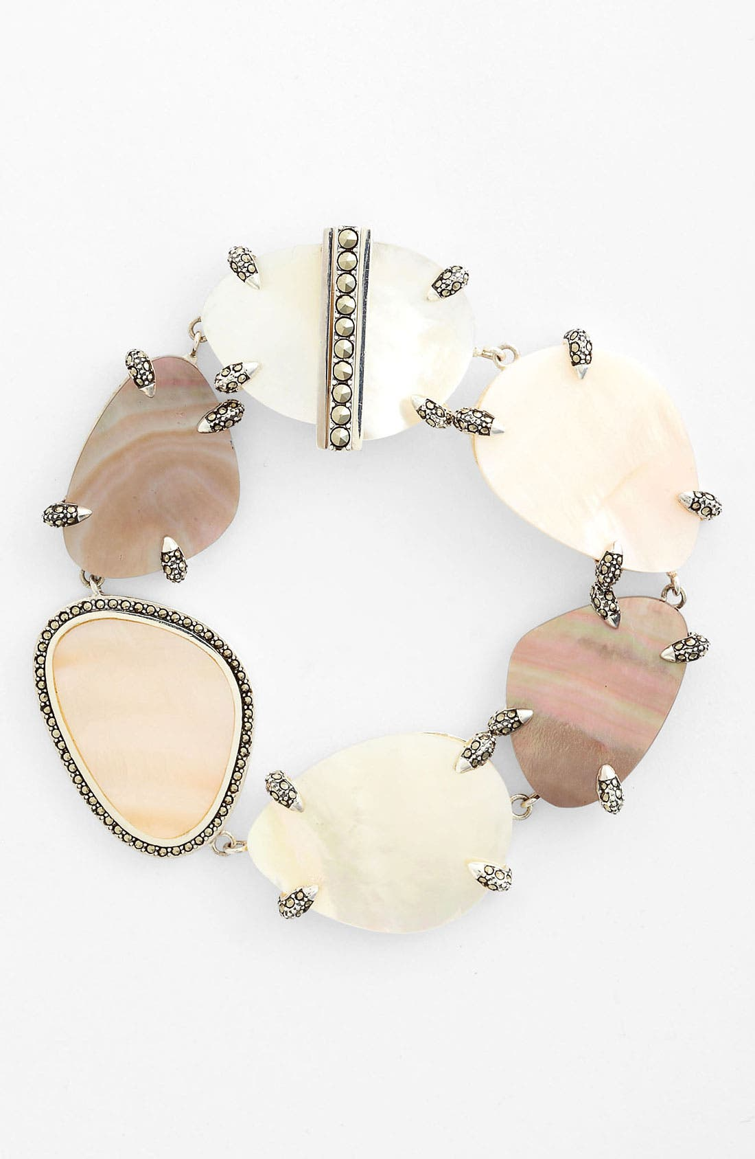Alternate Image 1 Selected - Judith Jack Mother-of-Pearl Bracelet