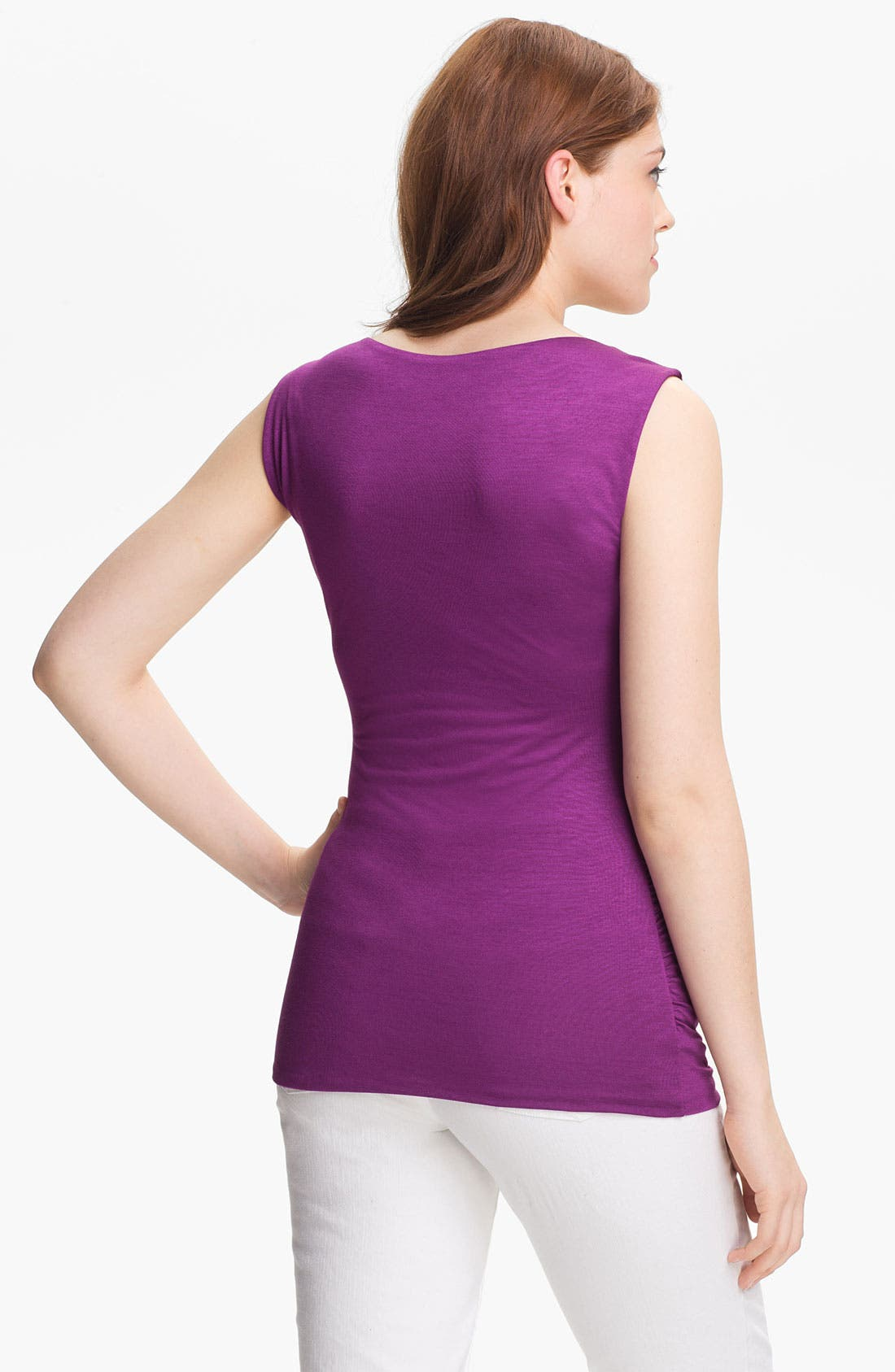 Alternate Image 2  - Classiques Entier Ruffled Jersey Top