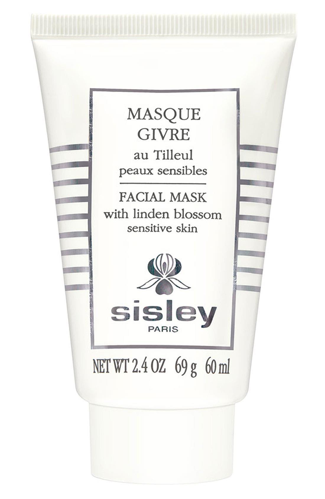 Sisley Paris Facial Mask with Linden Blossom