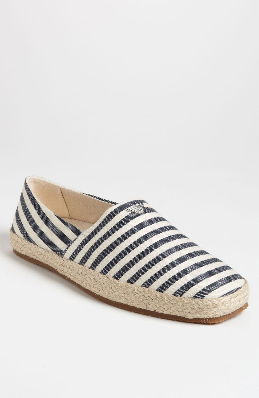 Alternate Image 1 Selected - Armani Jeans Espadrille