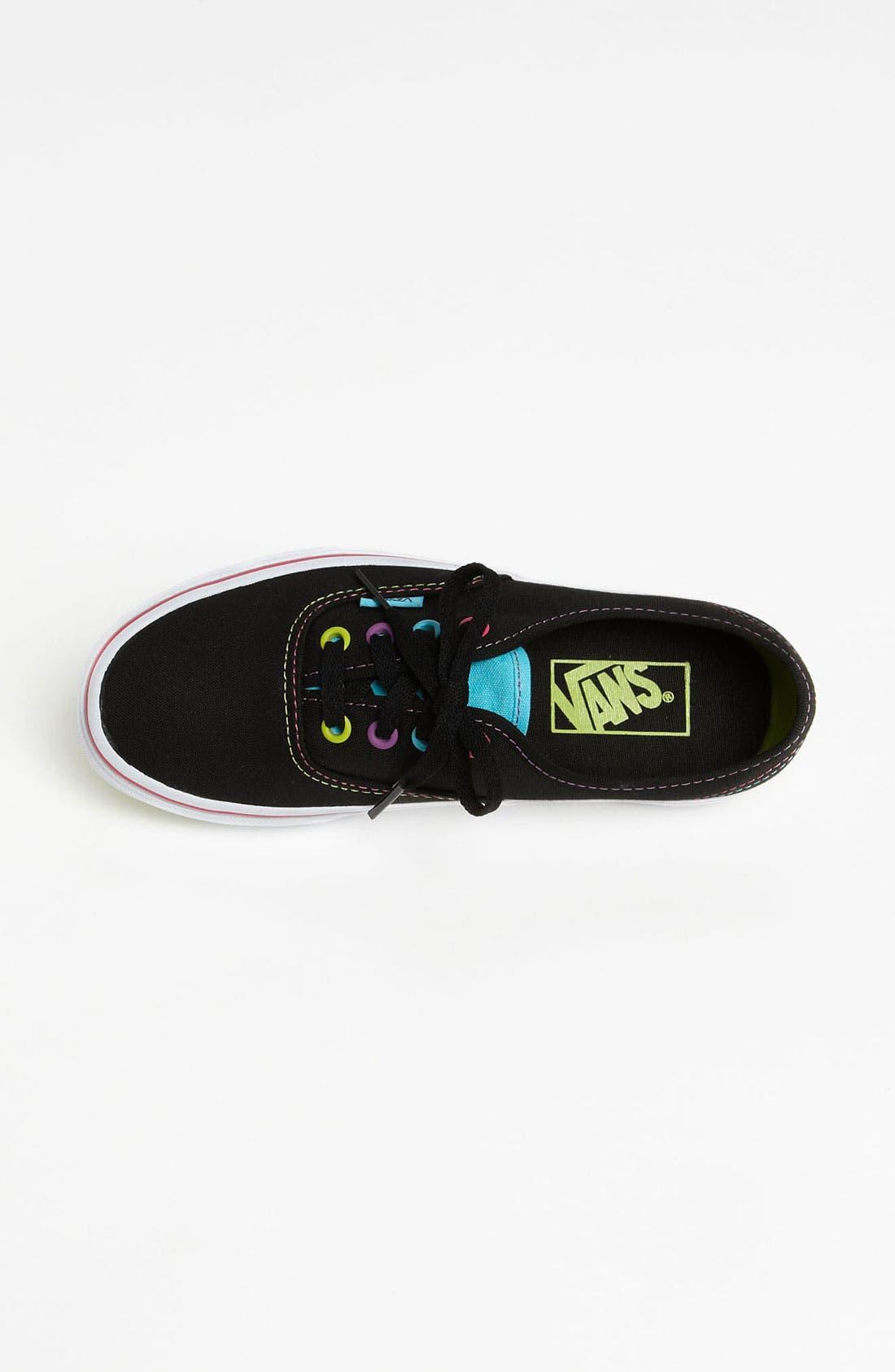 Alternate Image 3  - Vans 'Authentic - Multi Pop' Sneaker (Women)