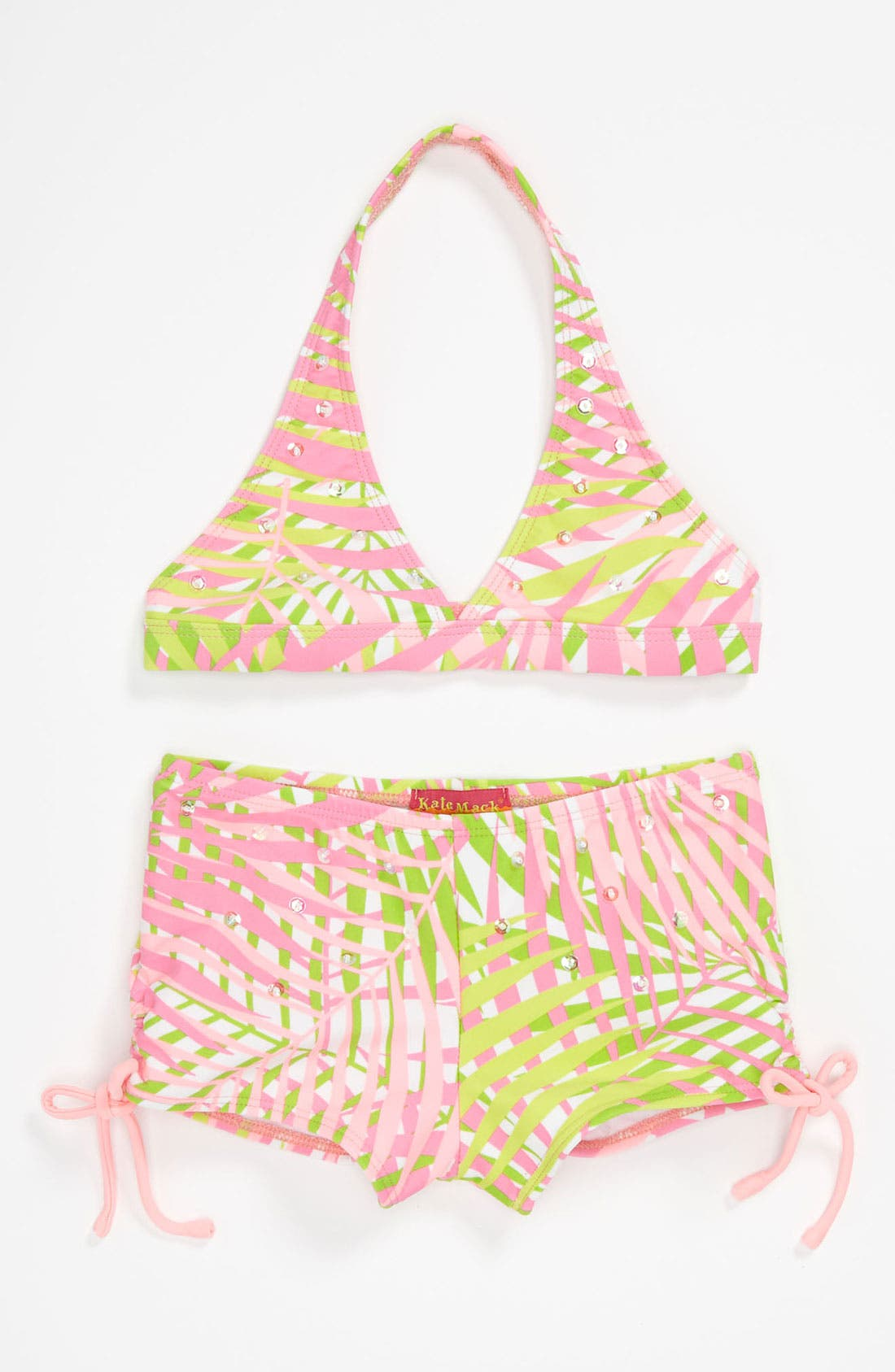 Main Image - Kate Mack Two Piece Swimsuit (Big Girls)