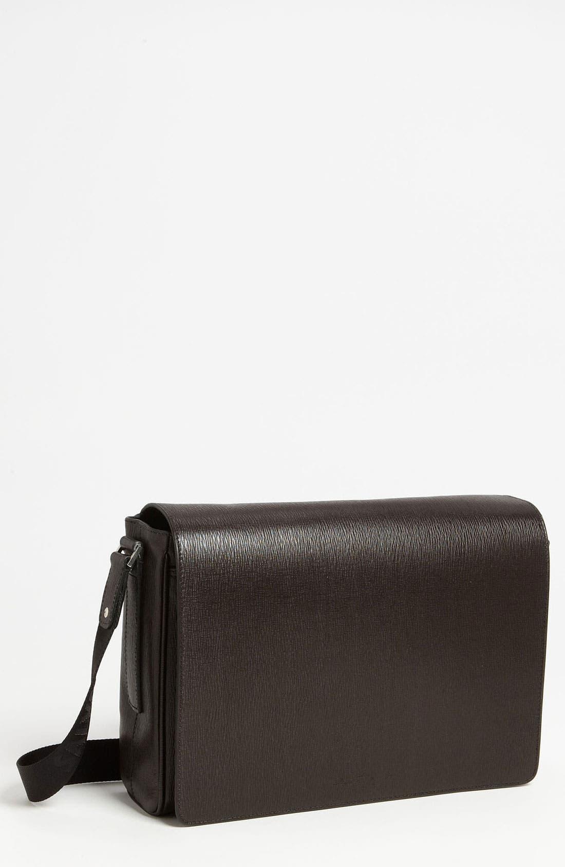 Alternate Image 1 Selected - Salvatore Ferragamo 'Revival' Messenger Bag