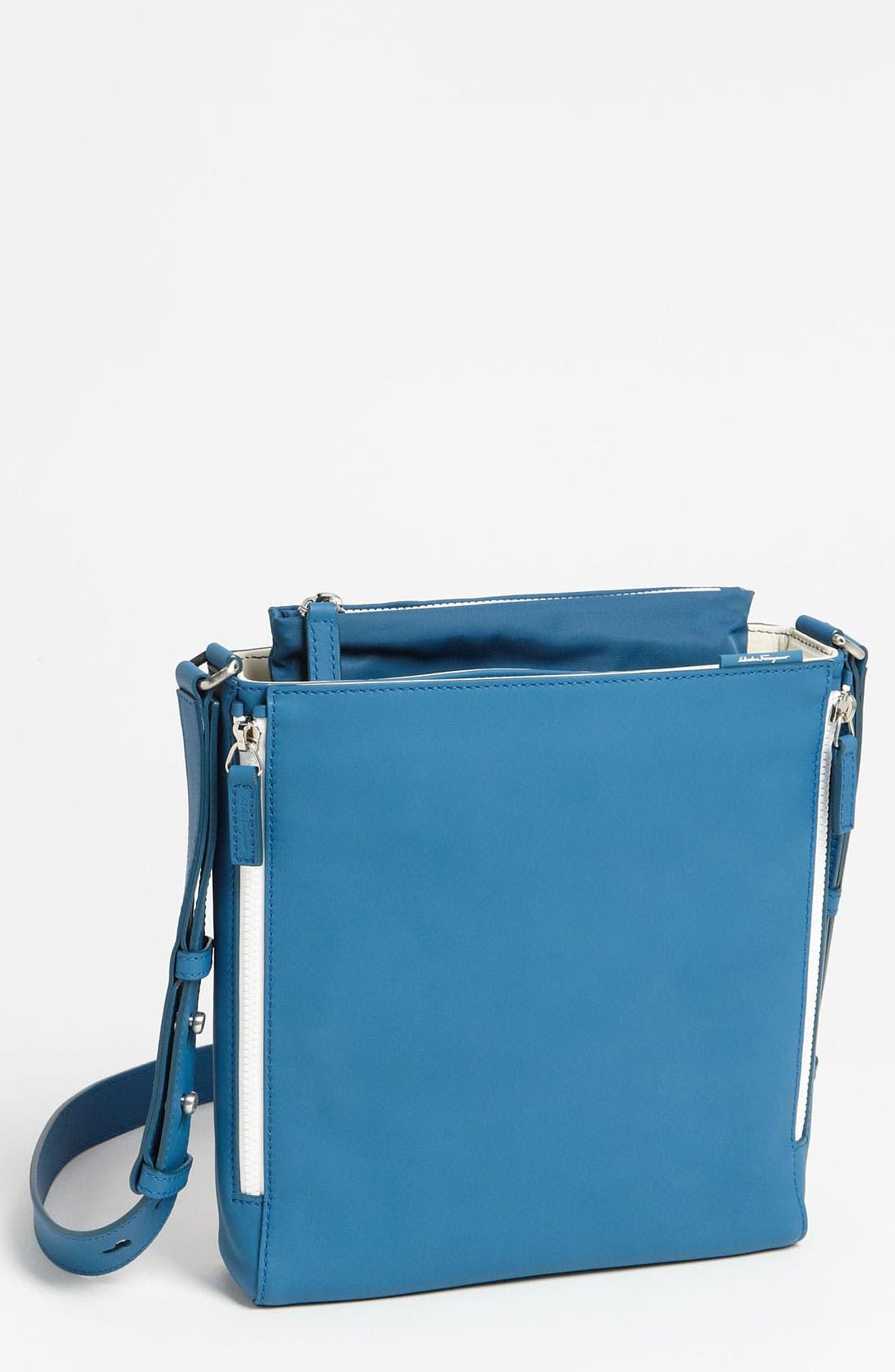 Alternate Image 1 Selected - Salvatore Ferragamo 'Pop' Shoulder Bag