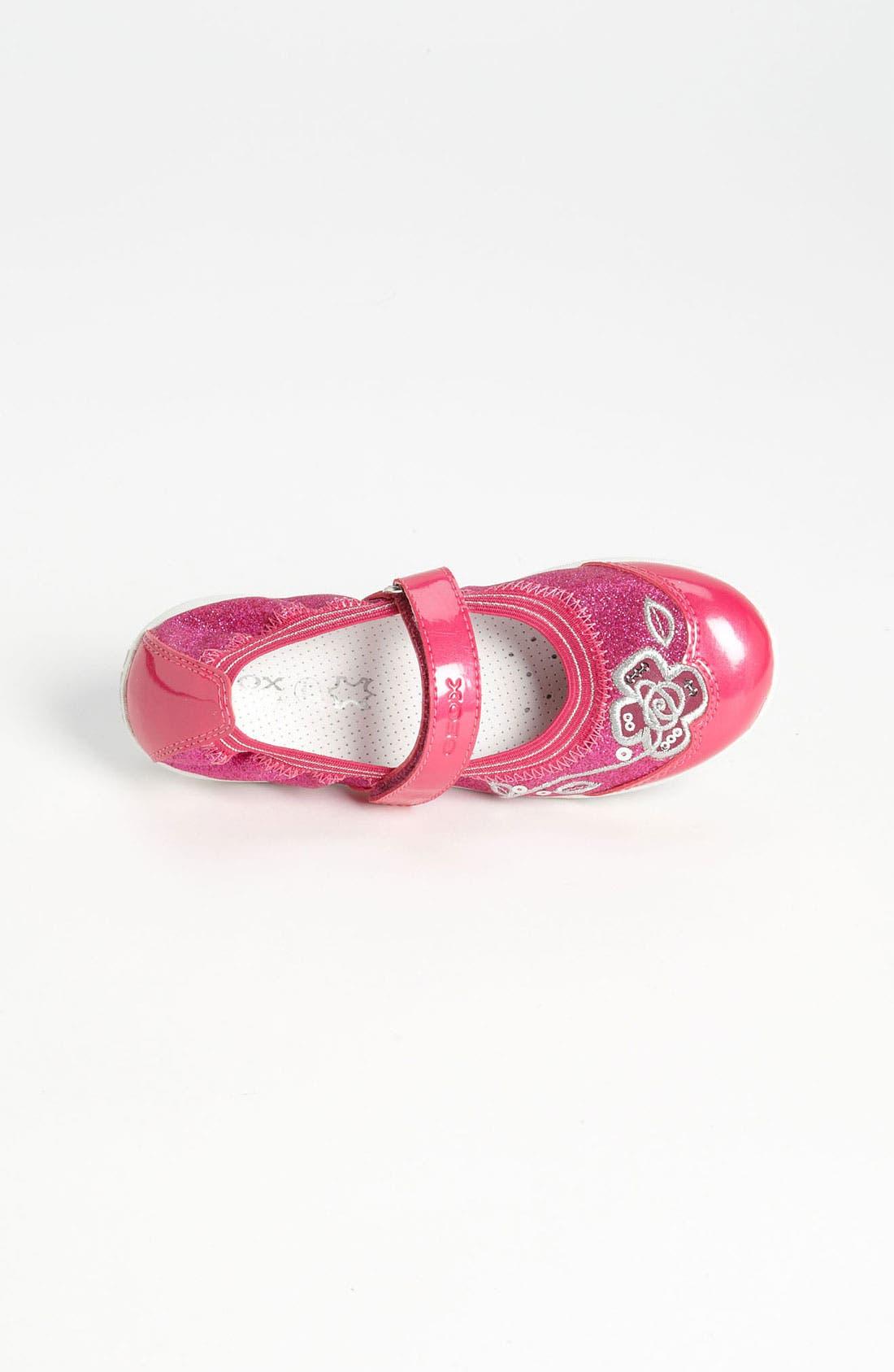 Alternate Image 3  - Geox Junior 'Jodie' Mary Jane Sneaker (Toddler & Little Kid)