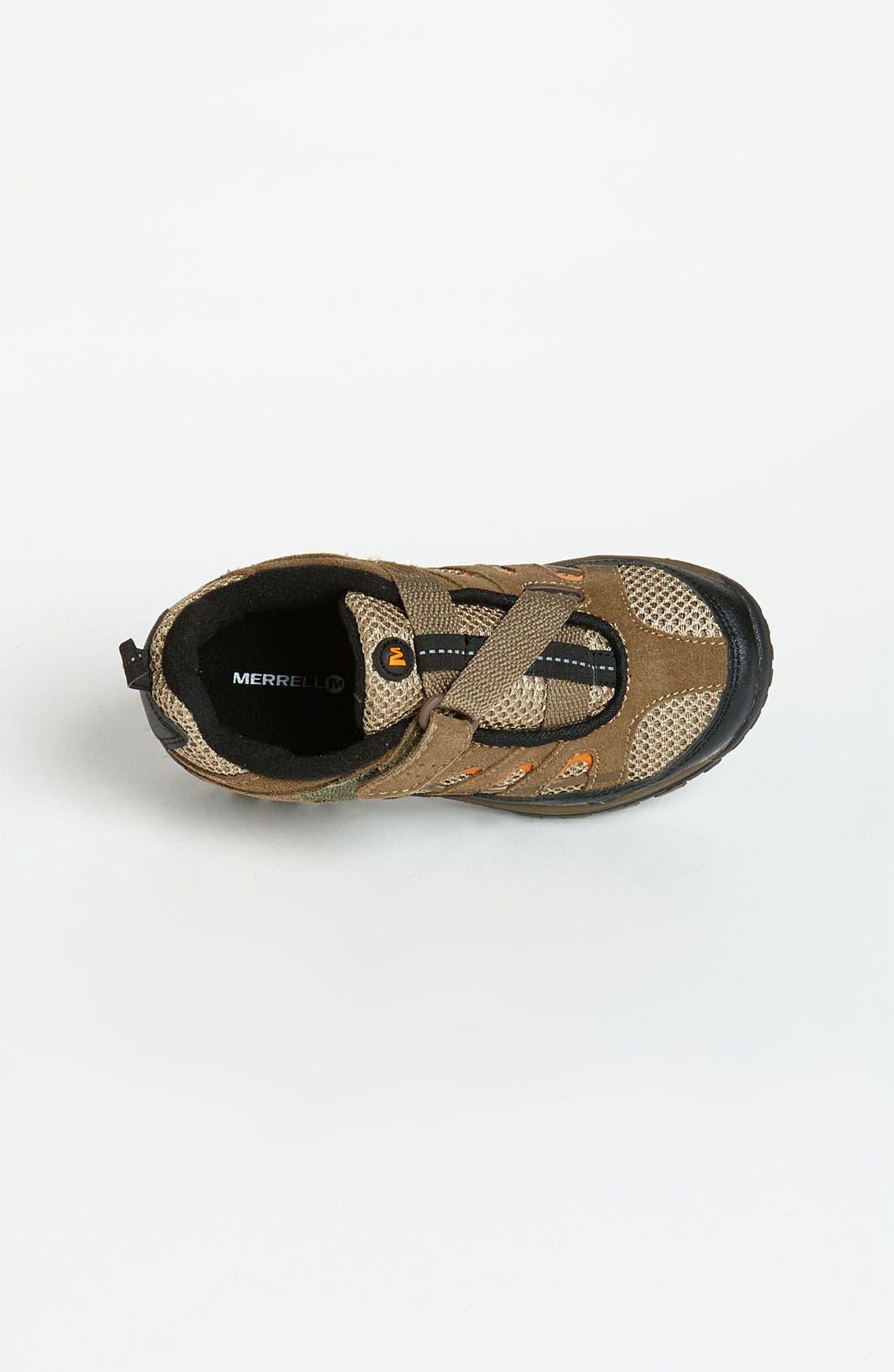Alternate Image 3  - Merrell 'Chameleon 4' Shoe (Toddler, Little Kid & Big Kid)