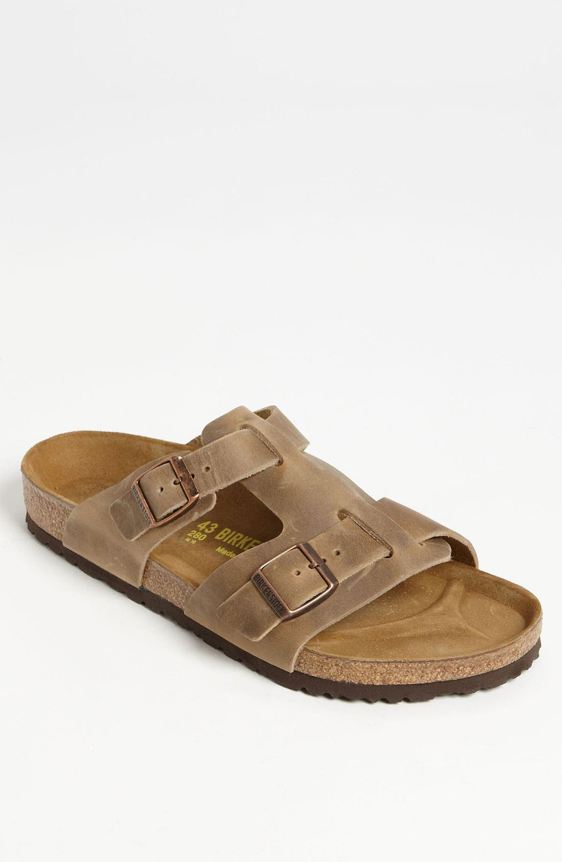 Alternate Image 1 Selected - Birkenstock 'Riva' Slide (Men)