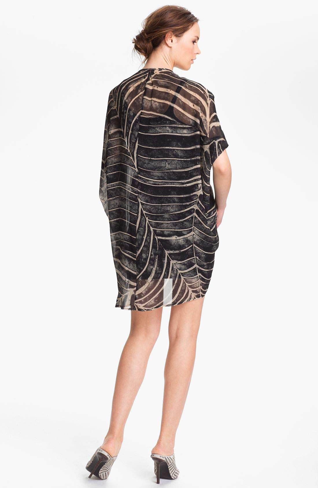 Alternate Image 2  - Kelly Wearstler 'Arachine' Silk Dress
