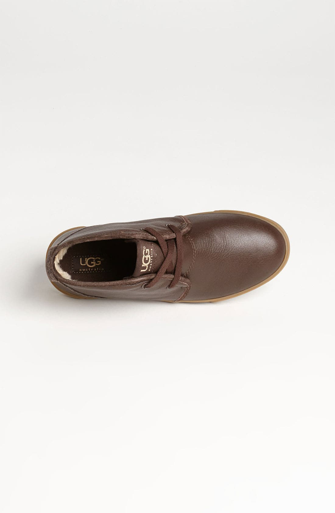 Alternate Image 3  - UGG® Australia 'Brockman' Sneaker (Toddler, Little Kid & Big Kid)