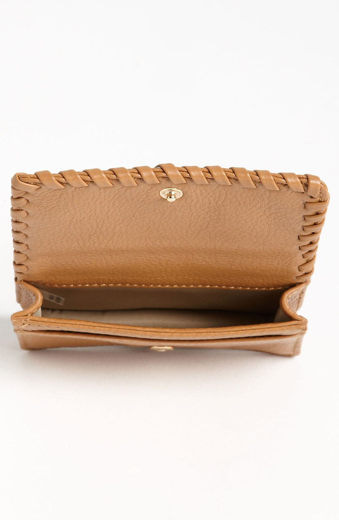 Alternate Image 3  - Tory Burch 'Marion' Foldable Card Case