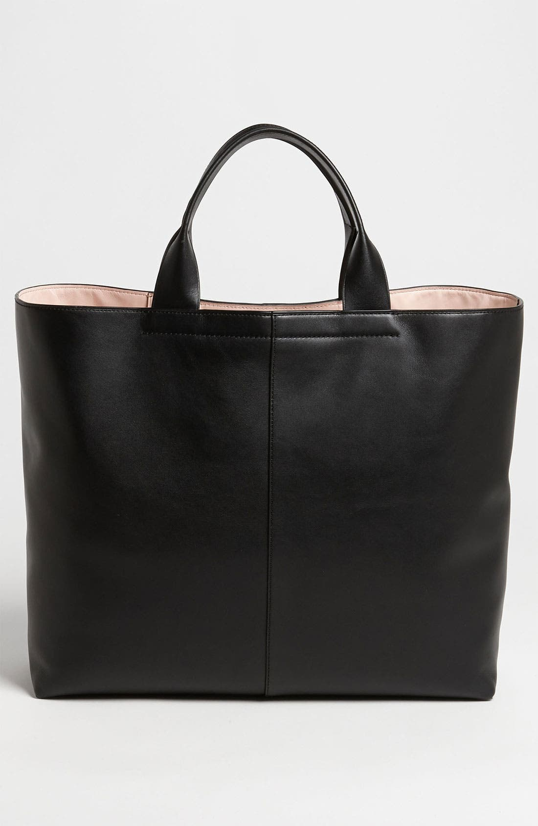 Alternate Image 4  - Reed Krakoff 'Track' Glazed Leather Tote