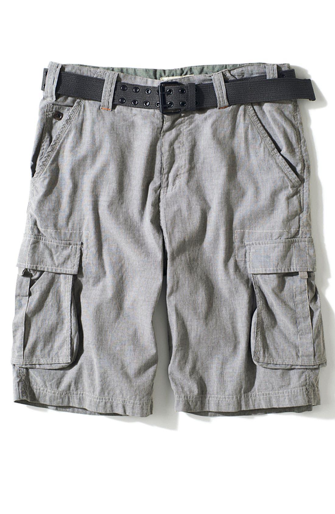 Alternate Image 4  - W.R.K 'Wainscott' Cargo Shorts