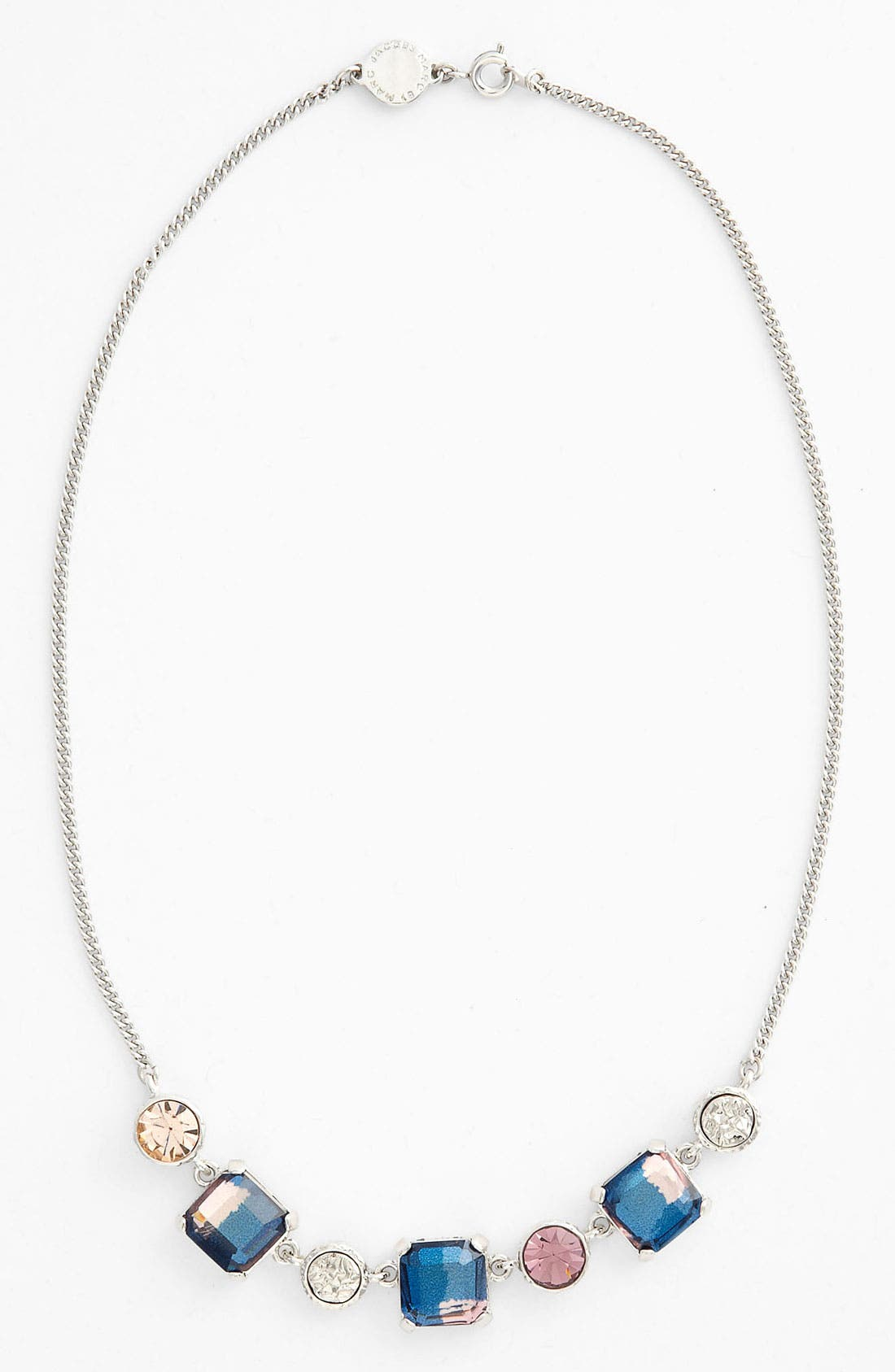 Alternate Image 1 Selected - MARC BY MARC JACOBS 'Paste & Prints' Frontal Necklace
