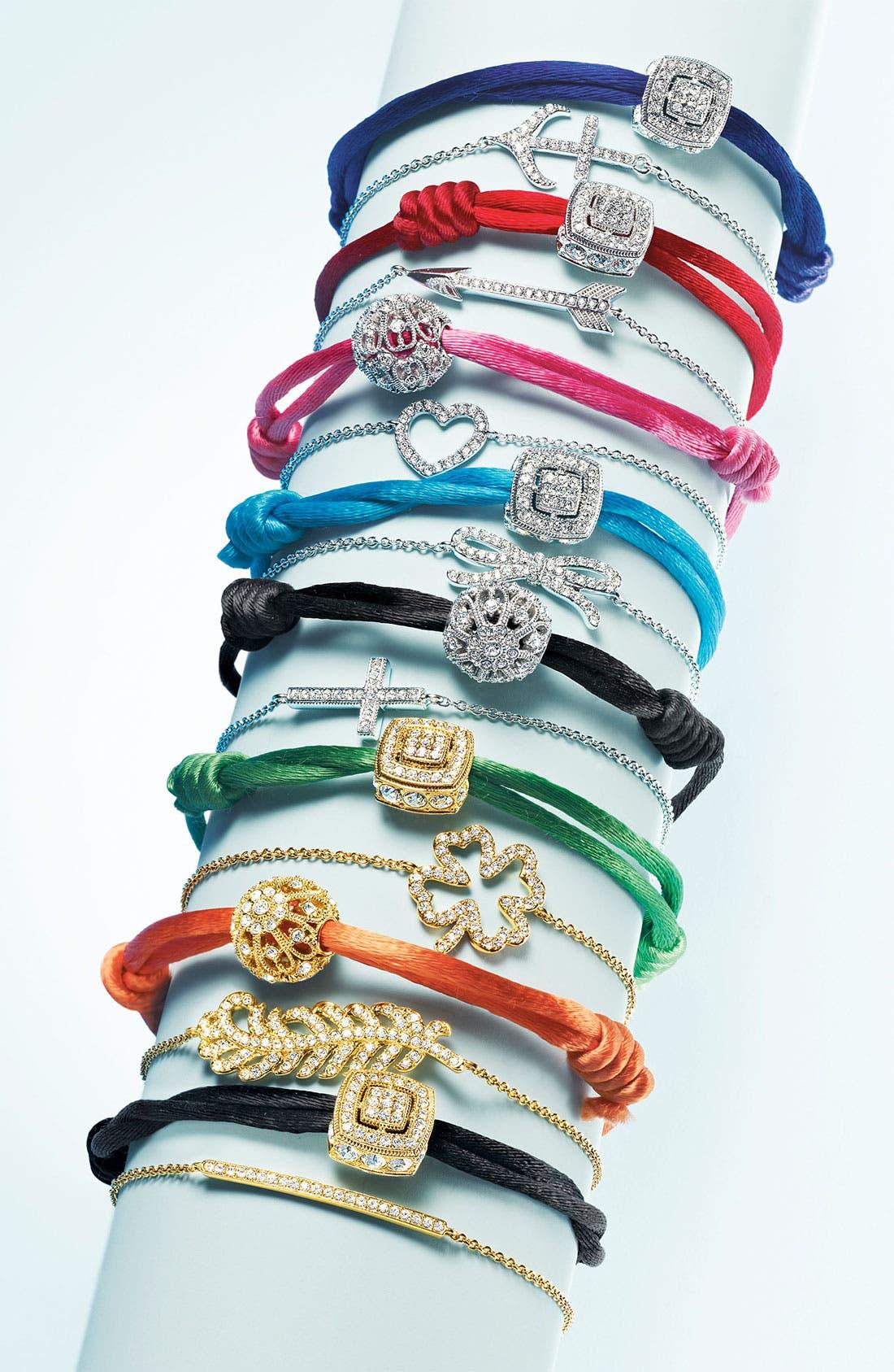 Alternate Image 2  - Nadri Cord Charm Bracelet