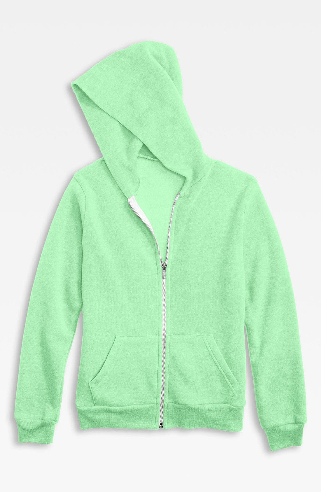 Alternate Image 1 Selected - Alternative 'Rocky' Hoodie (Big Girls)