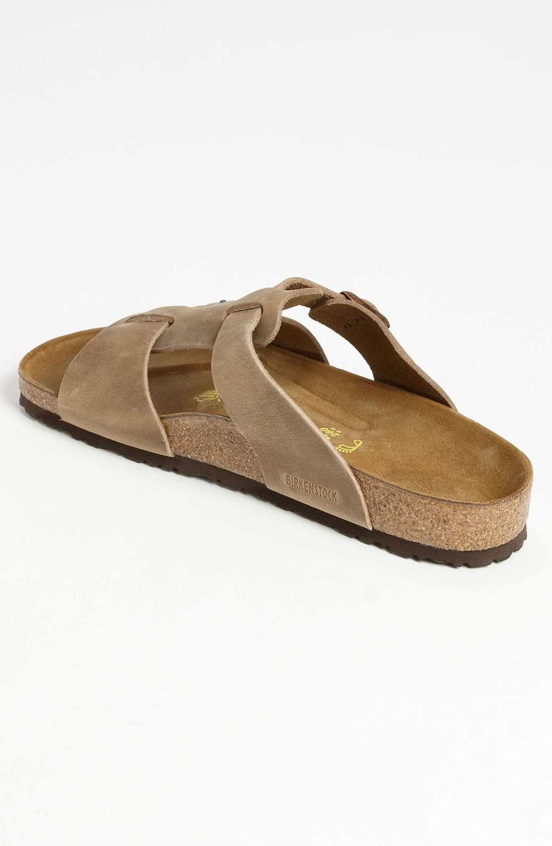 Alternate Image 2  - Birkenstock 'Riva' Slide (Men)