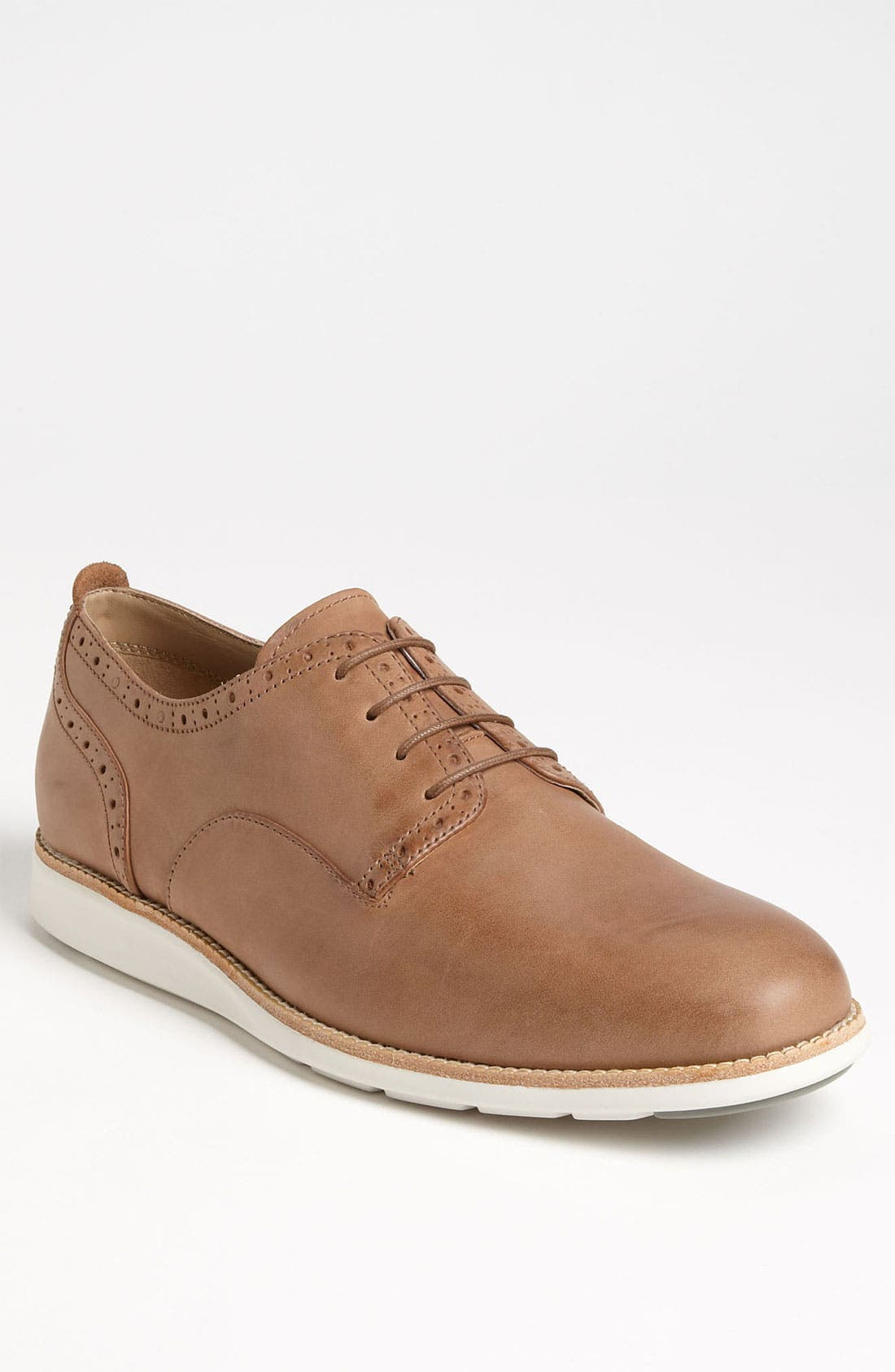 Alternate Image 1 Selected - ECCO 'Clayton' Plain Toe Derby