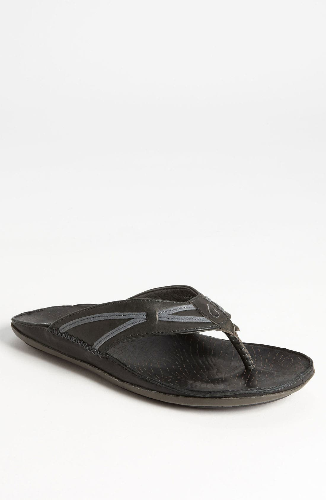 Alternate Image 1 Selected - OluKai 'Huakai' Flip Flop (Men)