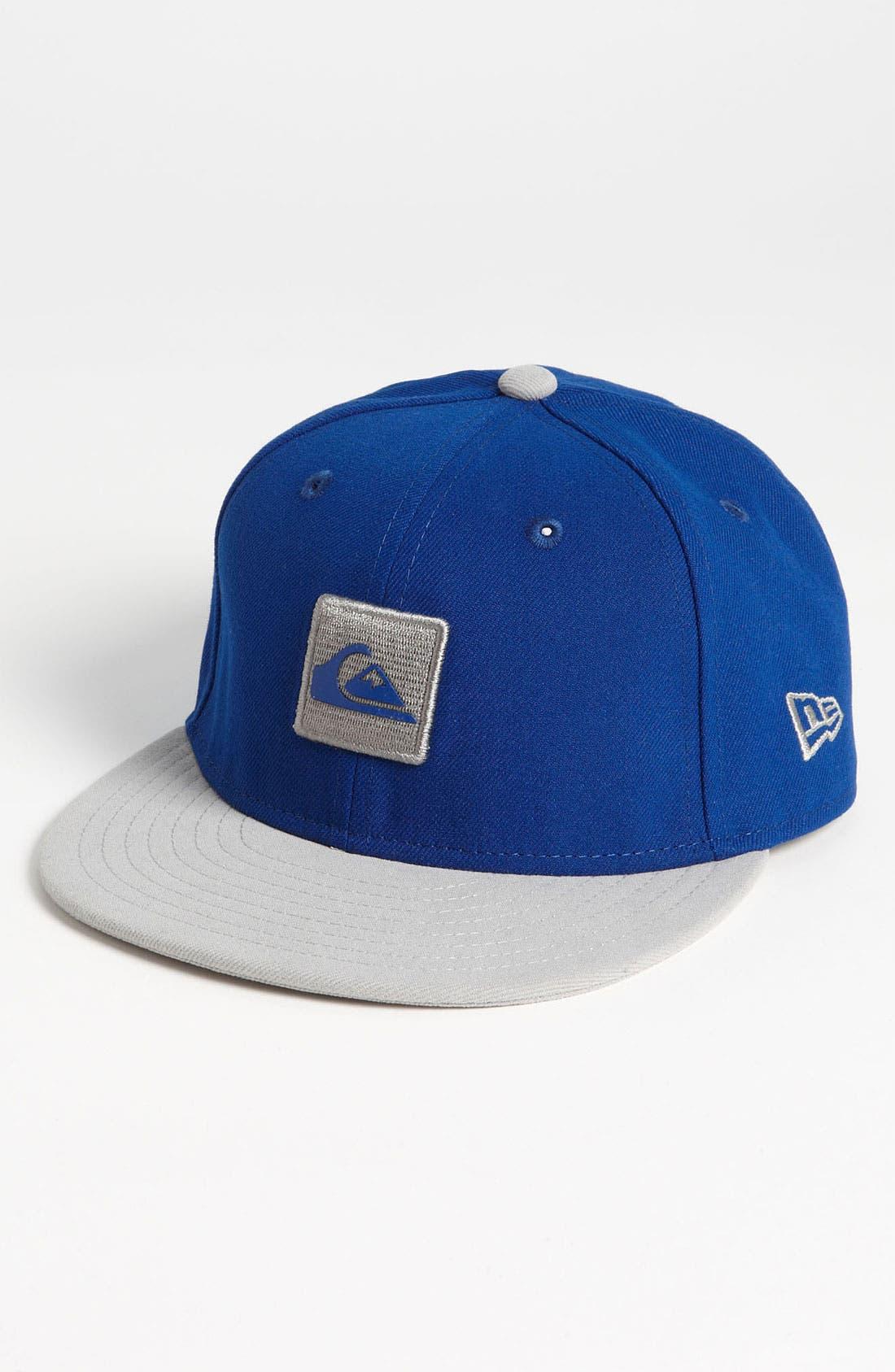 Main Image - Quiksilver 'Slug' Baseball Cap (Boys)