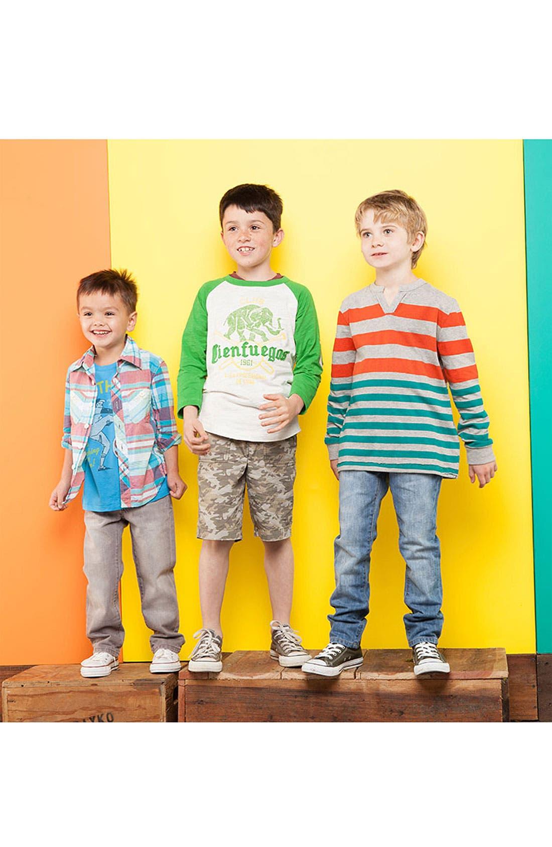 Alternate Image 3  - Peek 'Club Cienfuegos' T-Shirt (Little Boys & Big Boys)