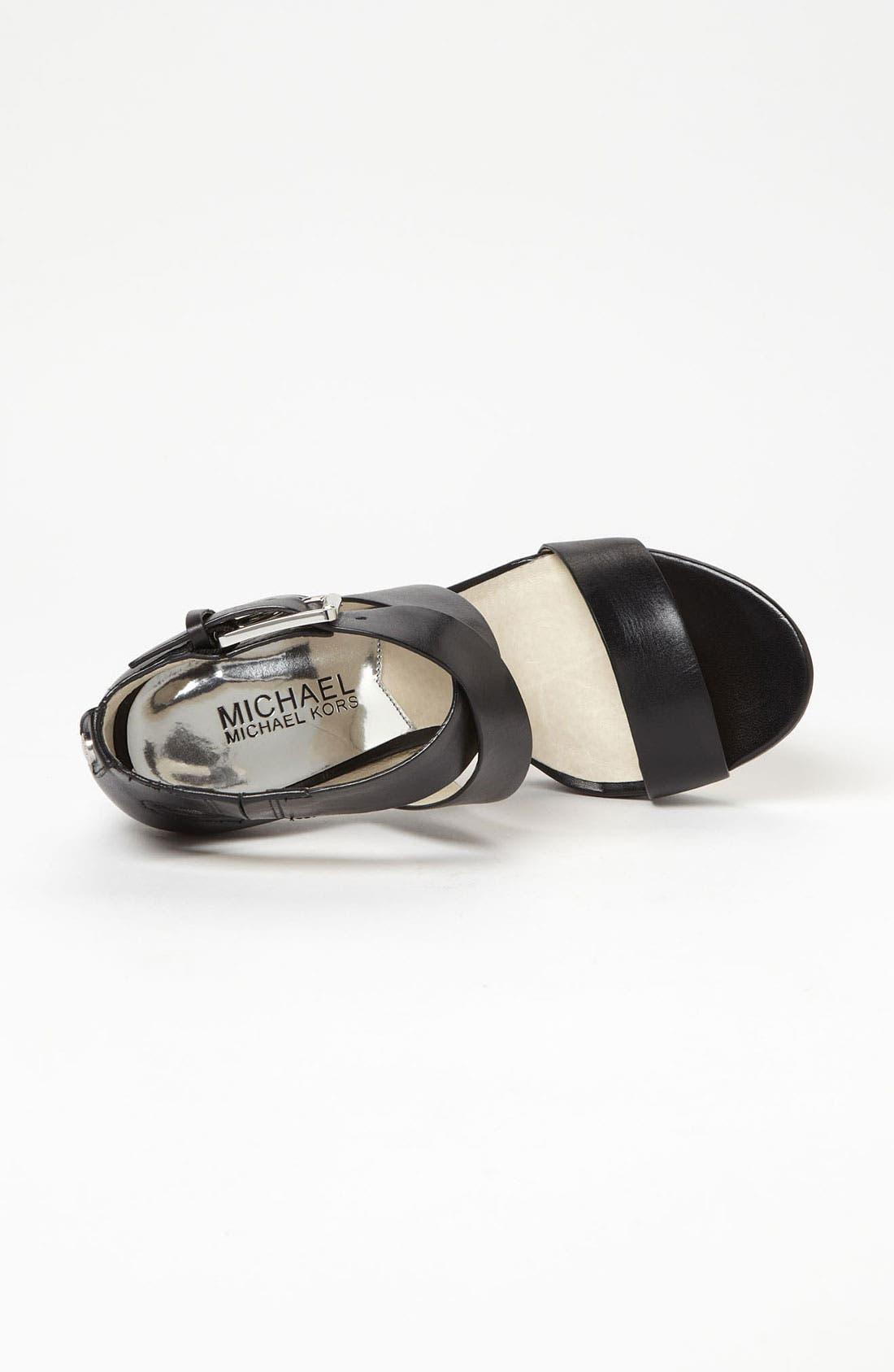 Alternate Image 3  - MICHAEL Michael Kors 'Josephine' Sandal