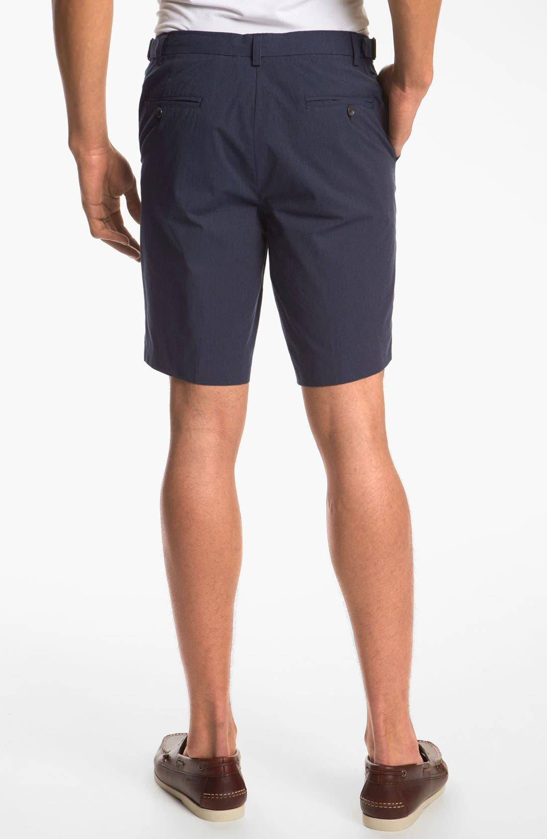 Alternate Image 2  - Calibrate Flat Front Shorts