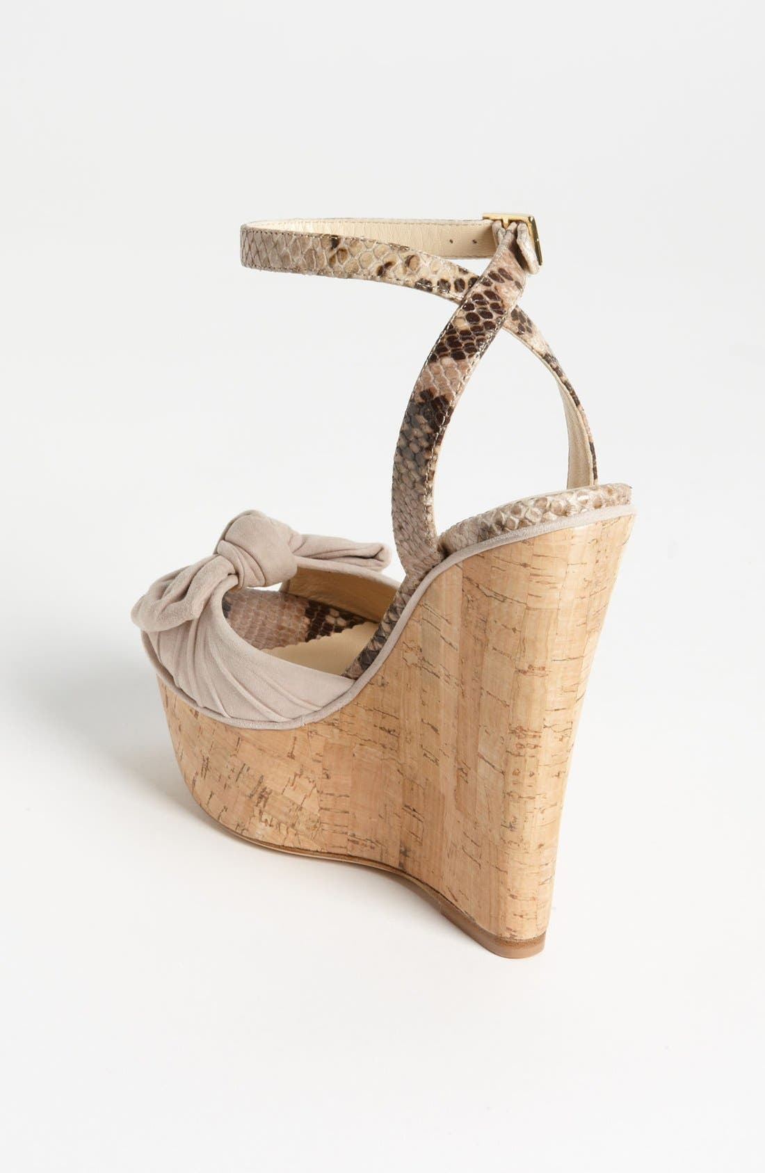 Alternate Image 2  - Taccetti Bow Wedge