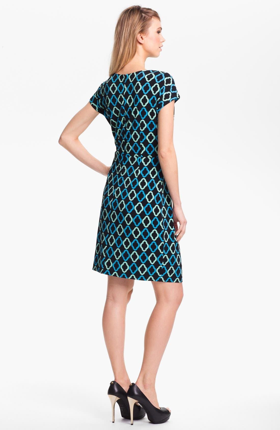 Alternate Image 2  - Vince Camuto 'Seville Geo' Dress