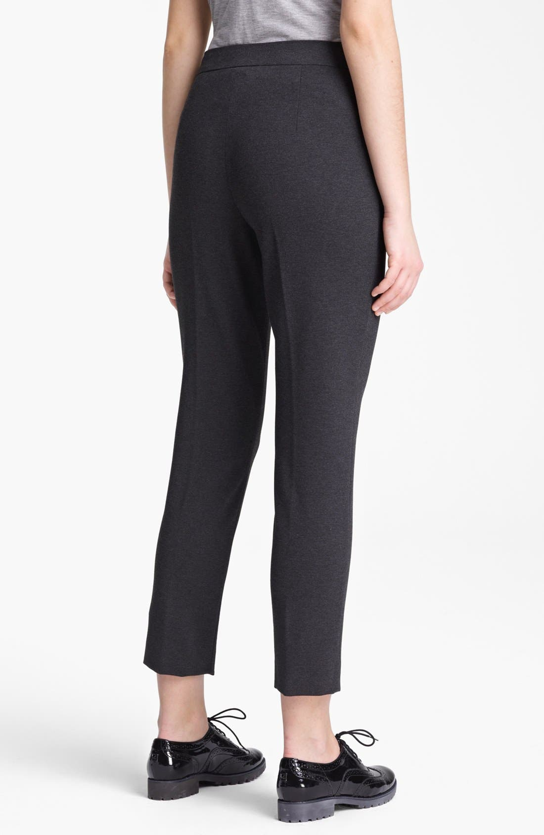 Alternate Image 3  - Max Mara Slim Jersey Pants