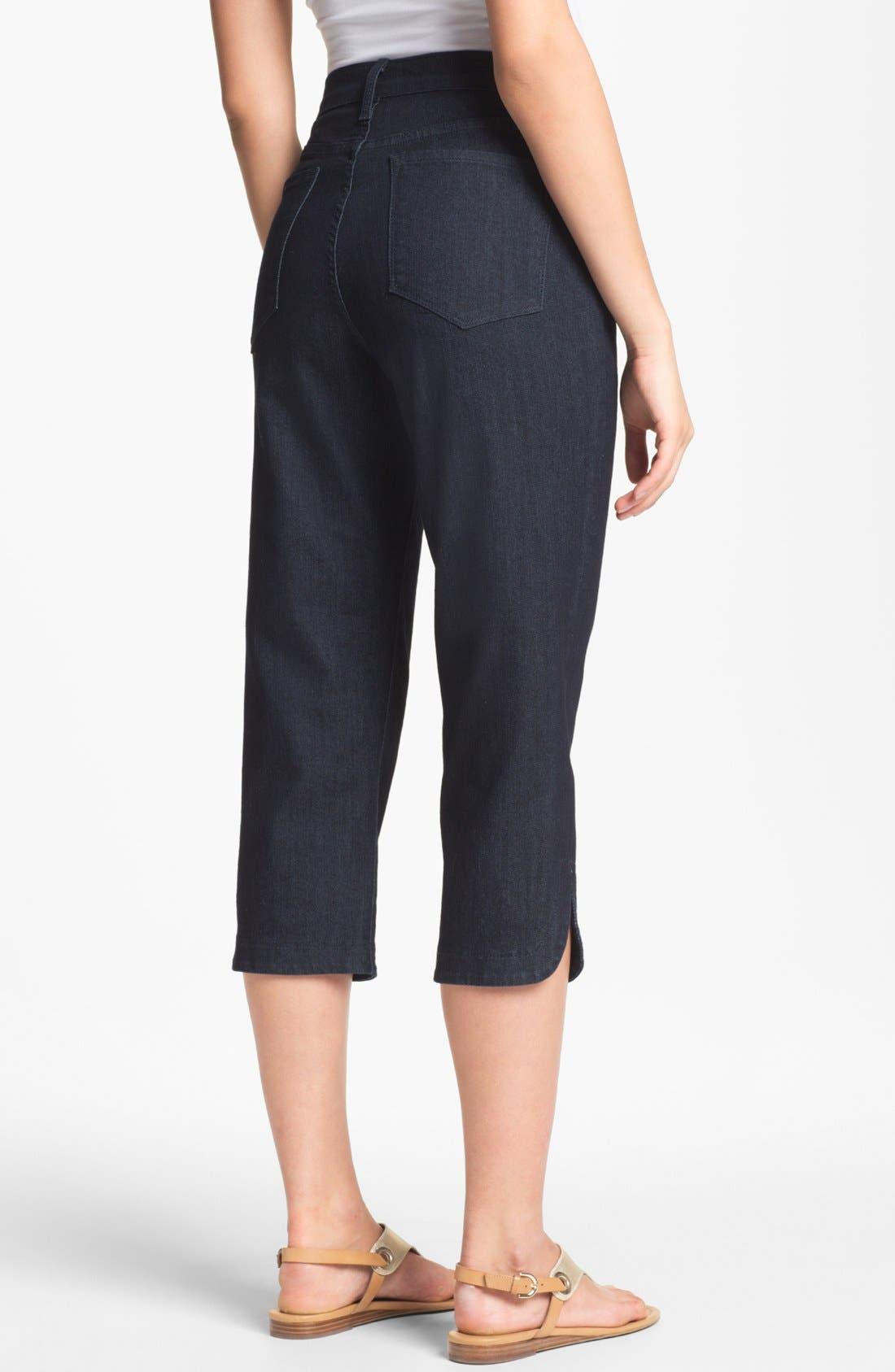 Alternate Image 2  - NYDJ 'Olga' Crop Jeans