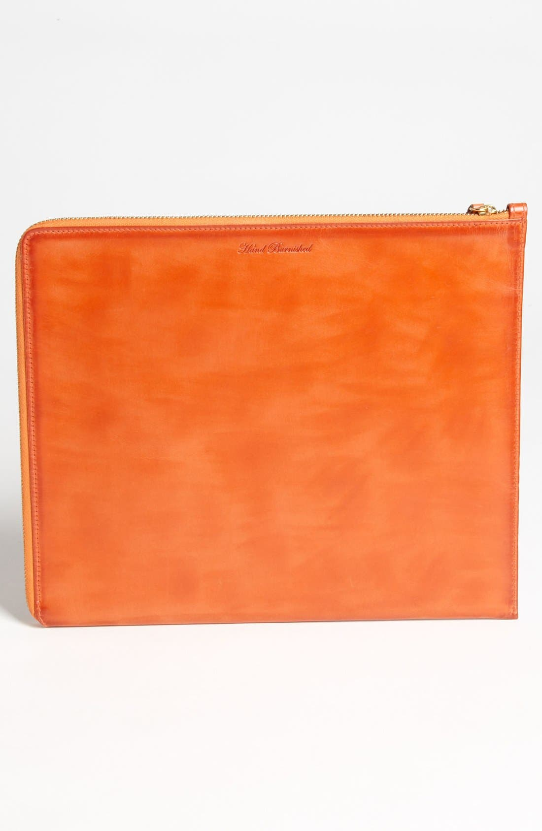 Alternate Image 4  - Paul Smith Accessories Burnished Leather Tablet Case