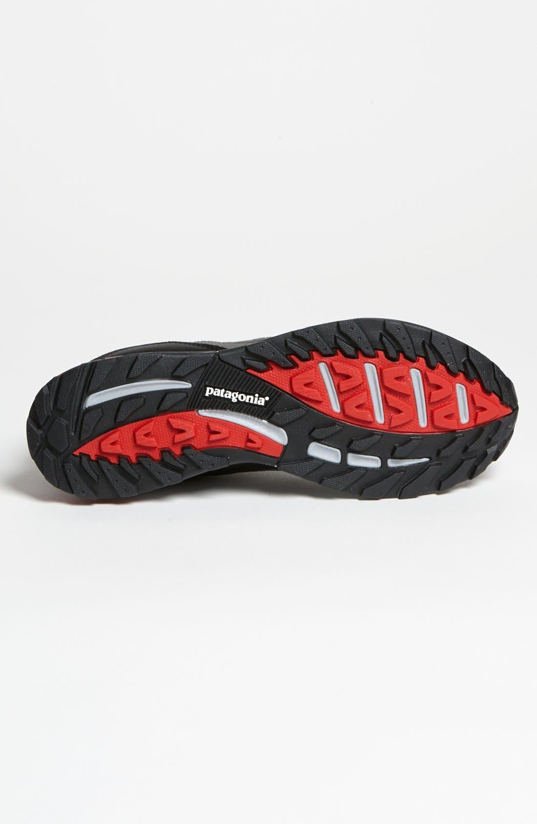 Alternate Image 4  - Patagonia 'Gamut' Trail Running Shoe (Men)