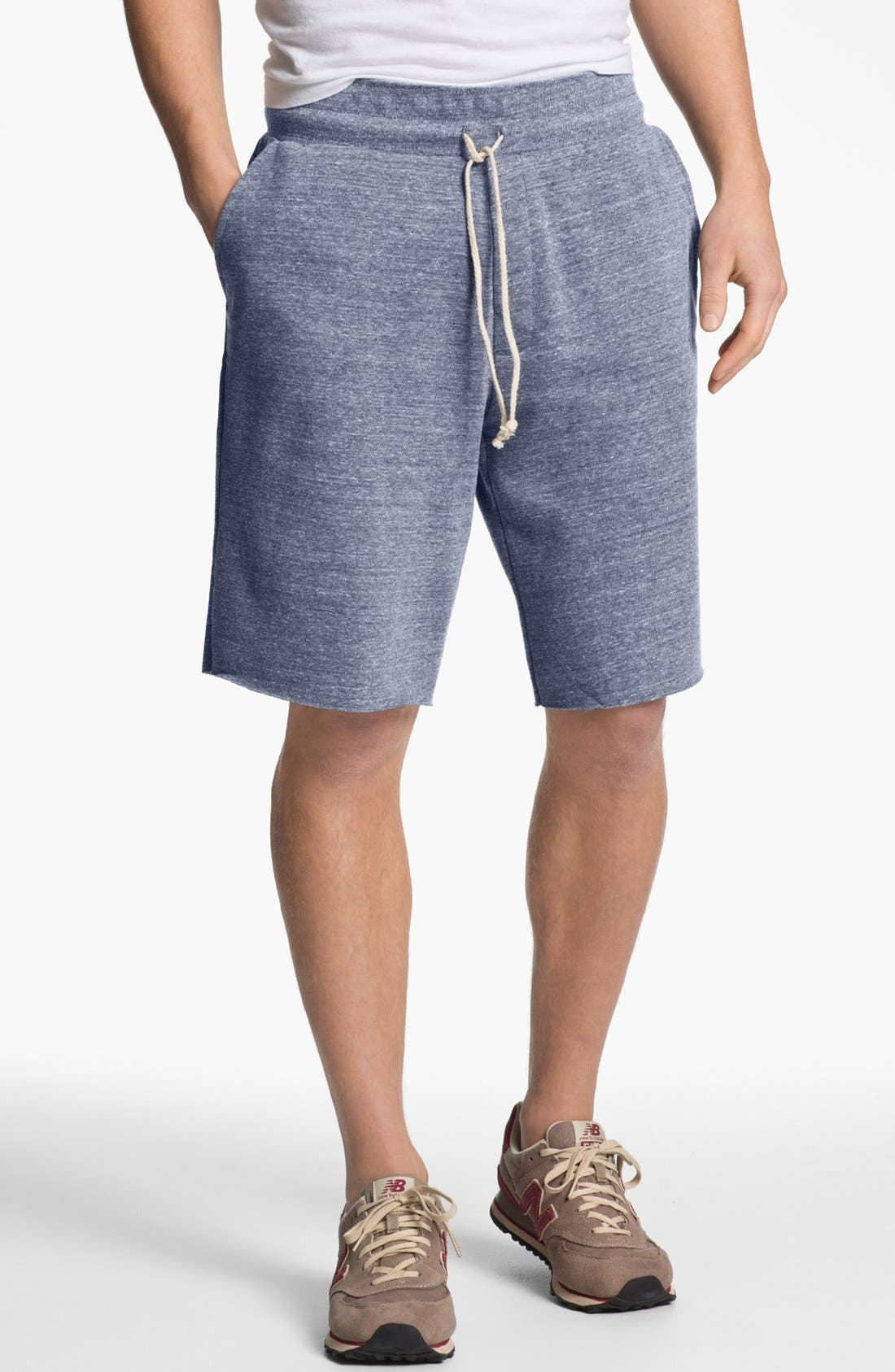 Main Image - Threads for Thought Fleece Shorts