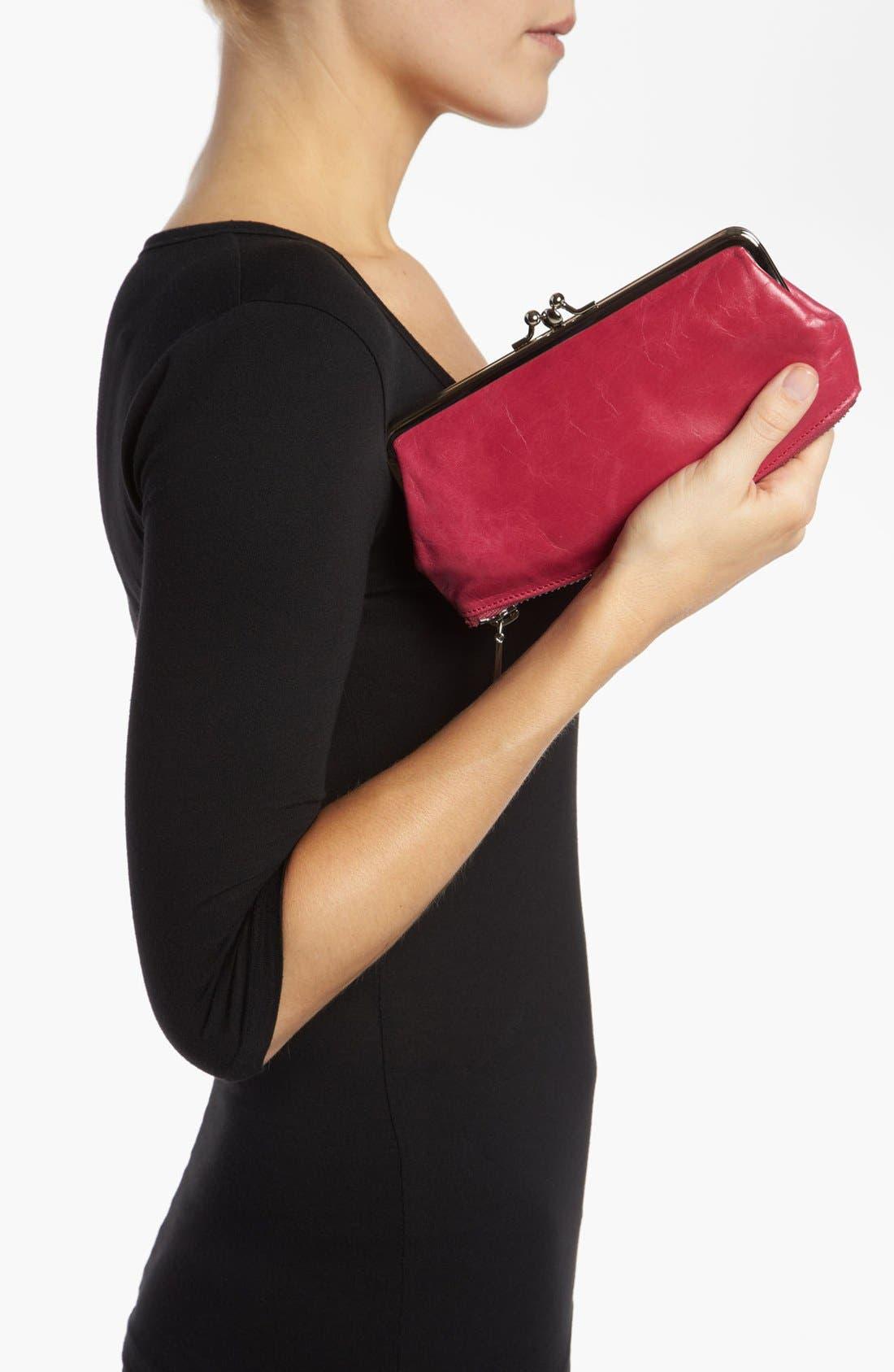 Alternate Image 4  - Hobo 'Vintage Millie' Kisslock Clutch Wallet