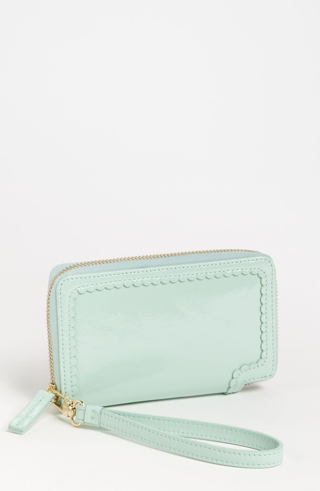 Alternate Image 1 Selected - Halogen 'Cassie' Wristlet