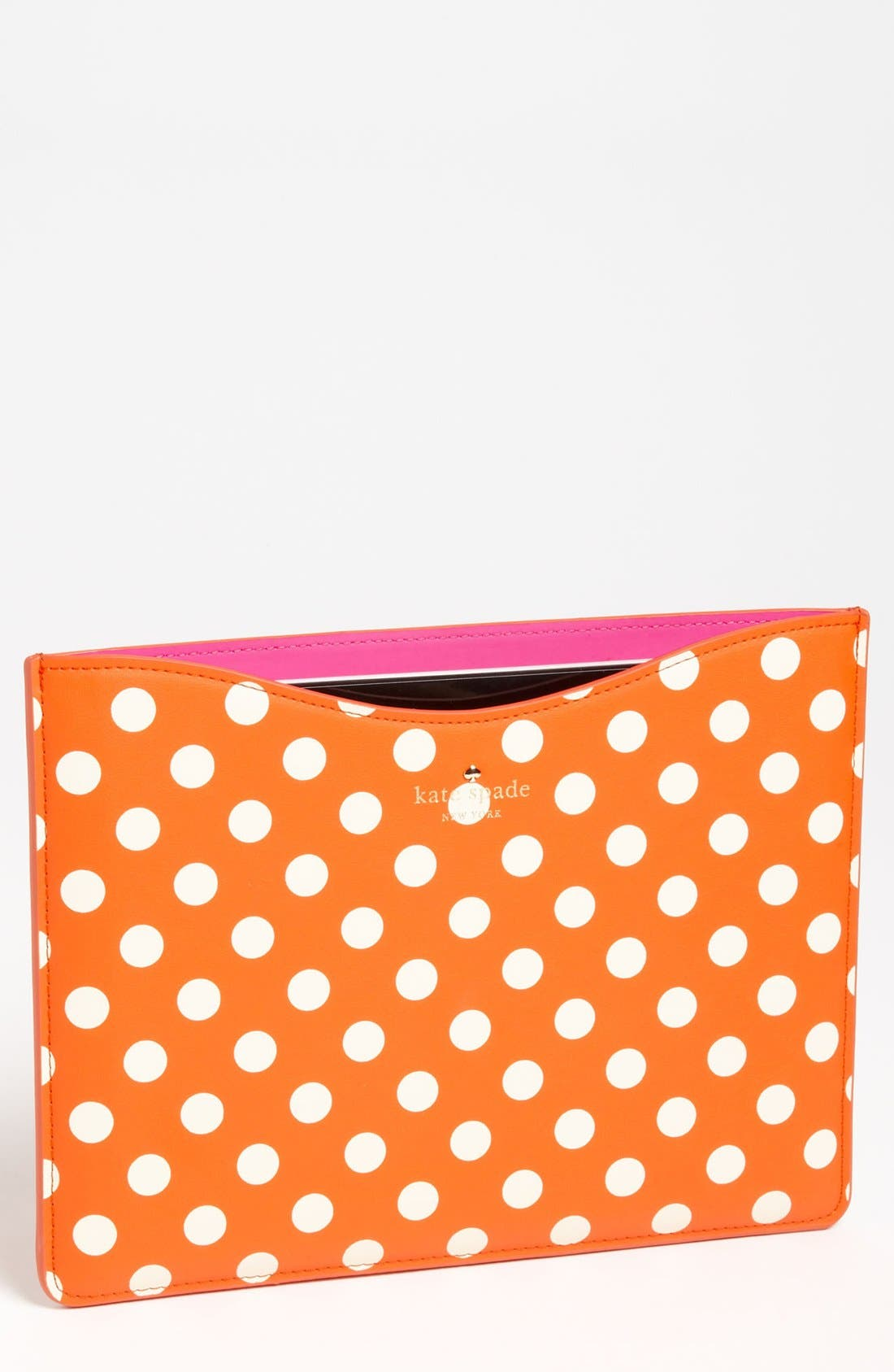 Alternate Image 1 Selected - kate spade new york 'le pavillion' iPad sleeve