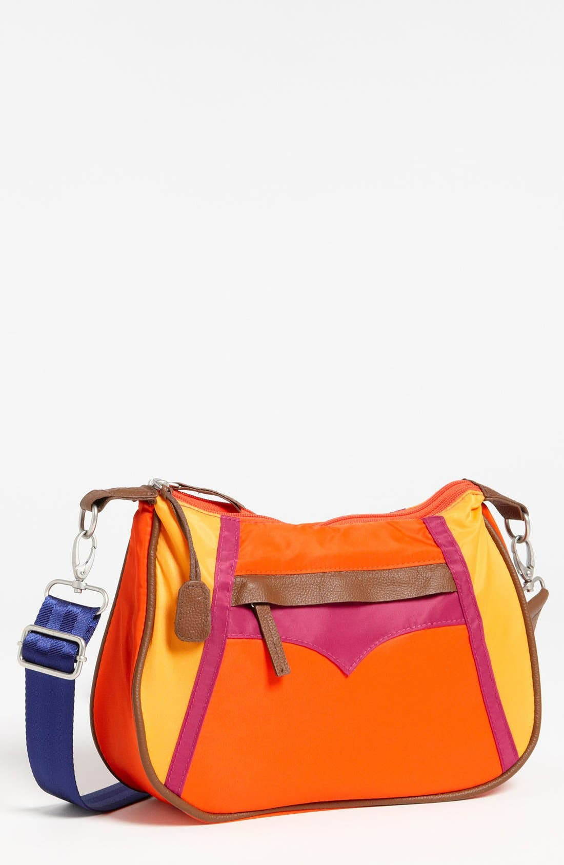 Main Image - Bensimon Multicolor Shoulder Bag
