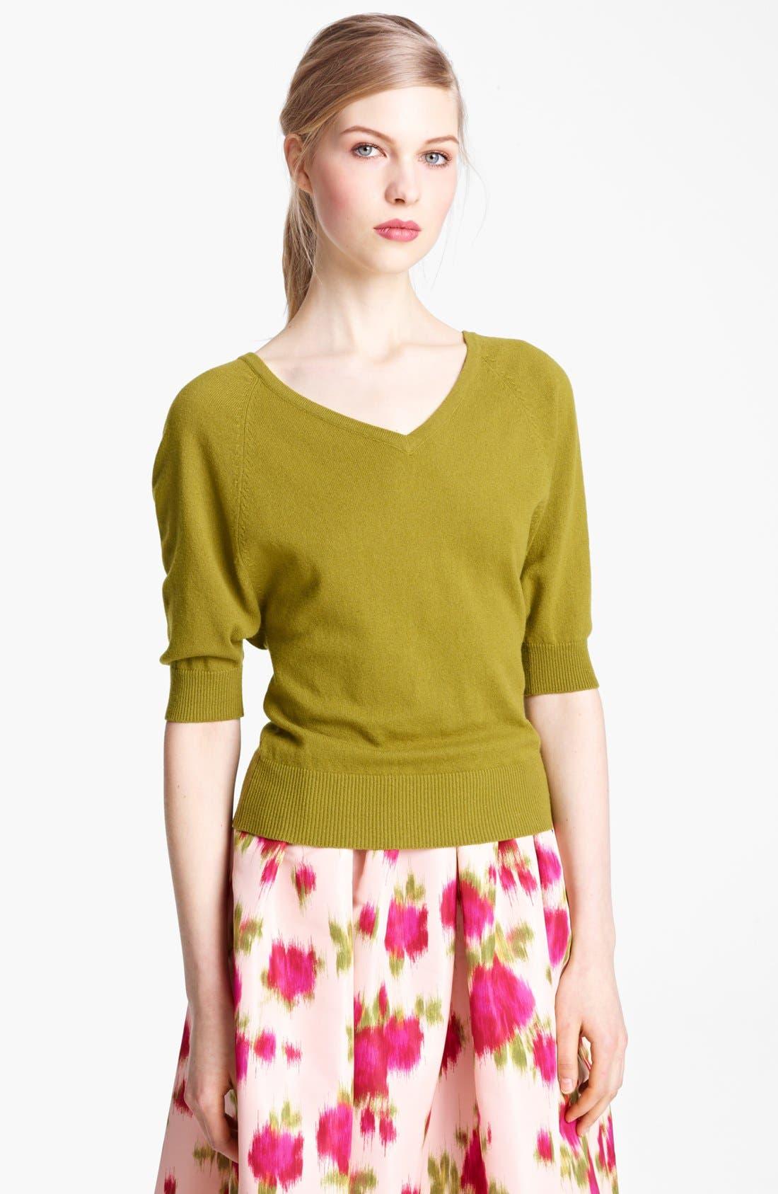 Alternate Image 1 Selected - Michael Kors Cashmere Sweater