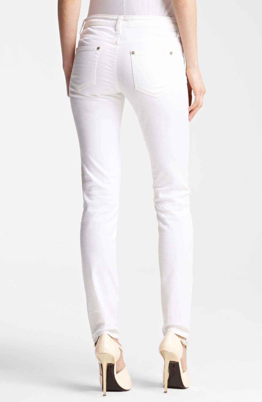 Alternate Image 2  - Roberto Cavalli Skinny Stretch Jeans