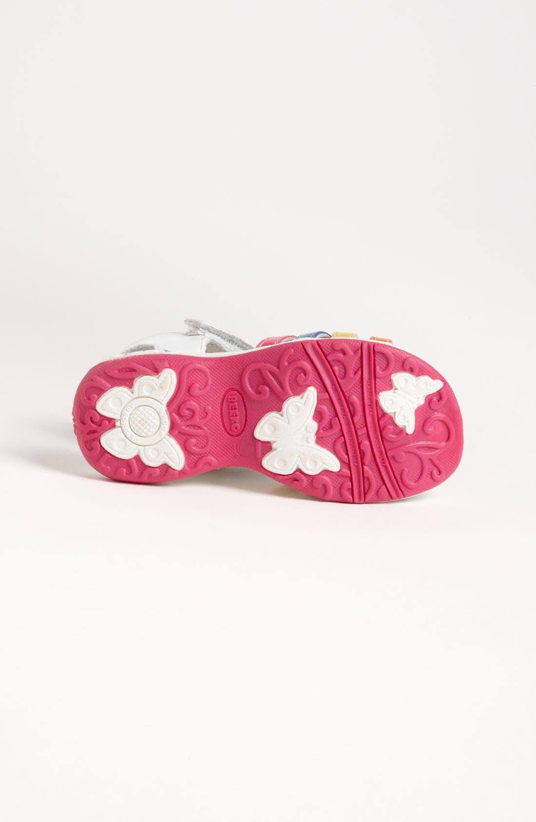 Alternate Image 4  - Beeko 'Julia' Sandal (Toddler)