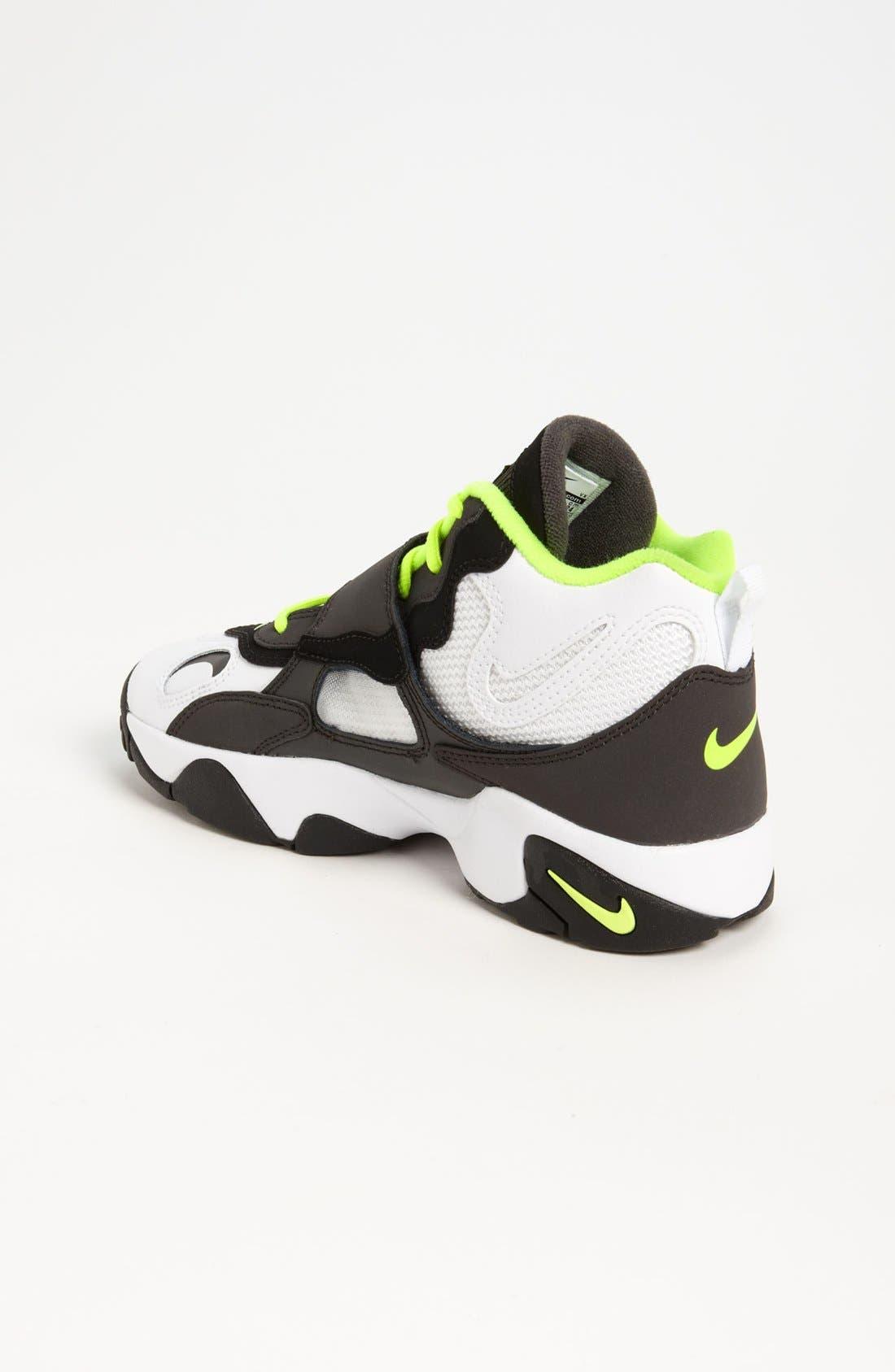 Alternate Image 2  - Nike 'Air® Speed Turf' Athletic Shoe (Big Kid)