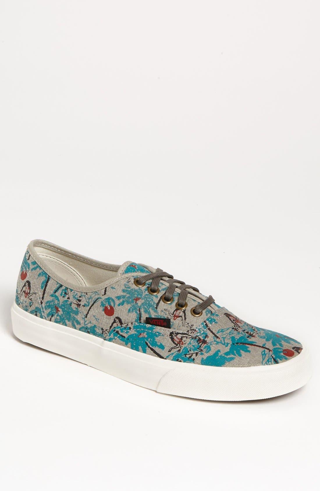 Main Image - Vans 'Authentic CA' Sneaker (Men)