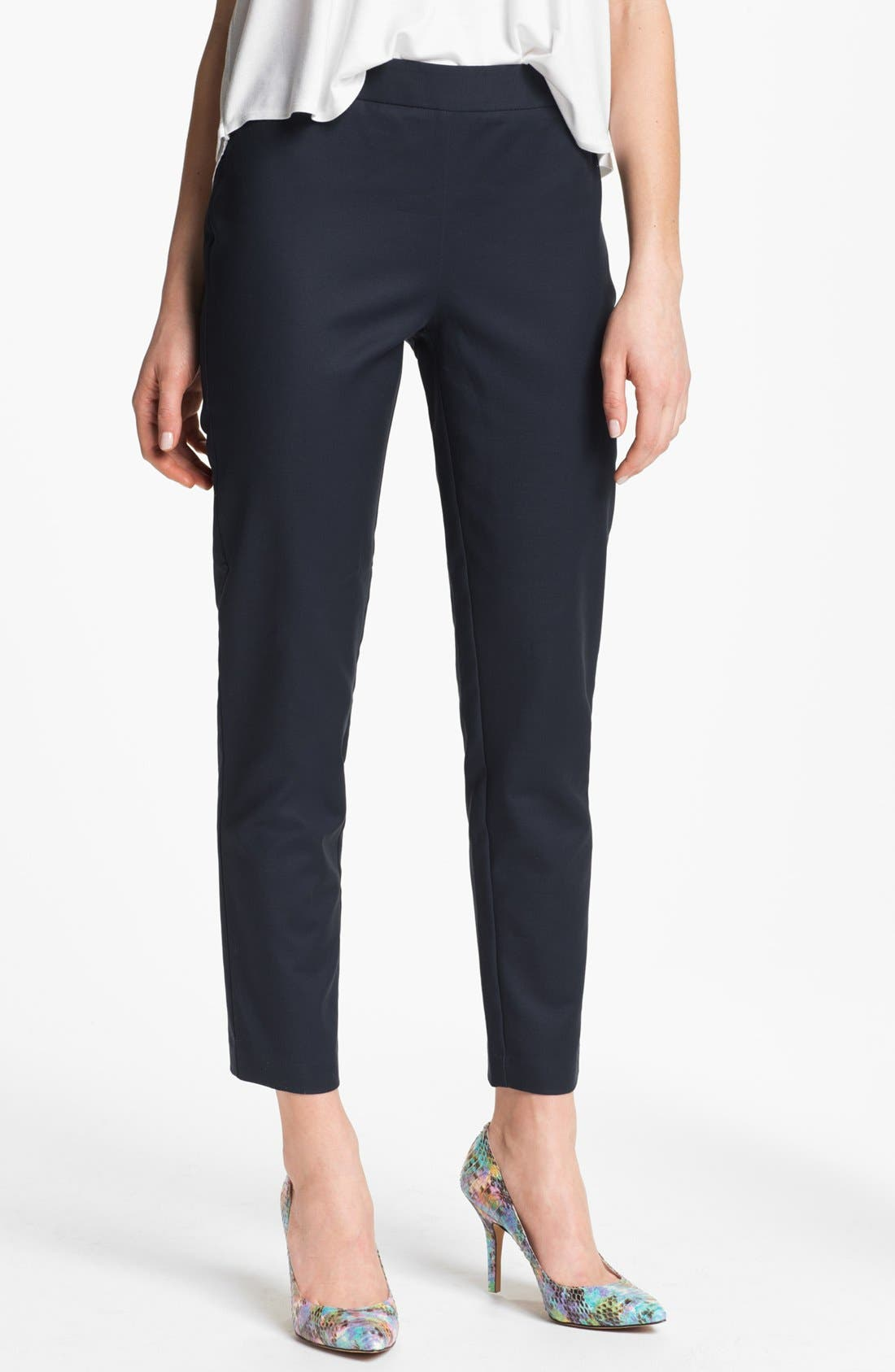 Main Image - Kenneth Cole New York 'Khloee' Cigarette Pants