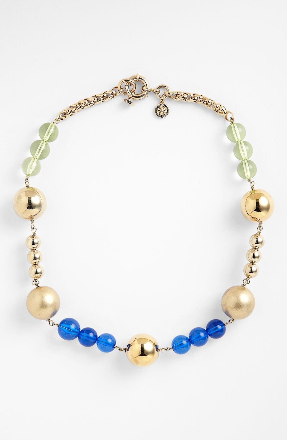 Alternate Image 1 Selected - MARC BY MARC JACOBS 'Ball & Chains' Beaded Necklace
