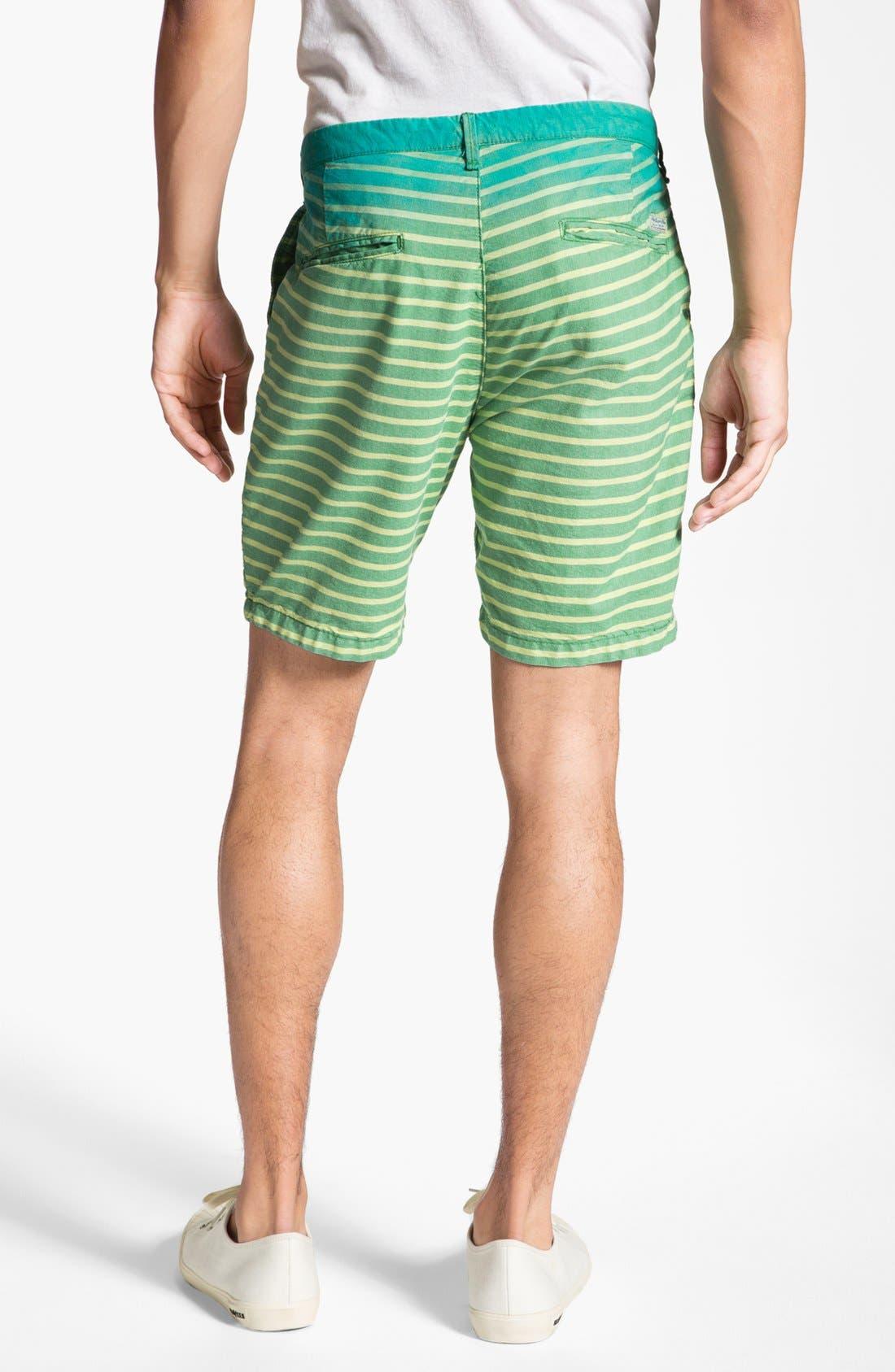 Alternate Image 2  - Scotch & Soda Summer Stripe Shorts