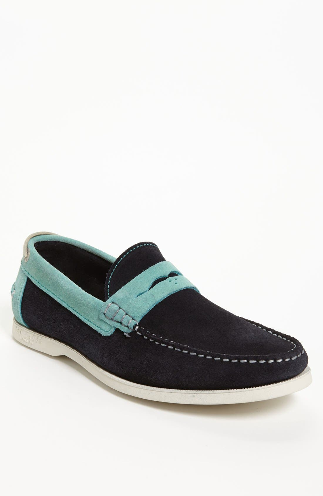 Main Image - Ted Baker London 'Seelo' Penny Loafer (Online Only)