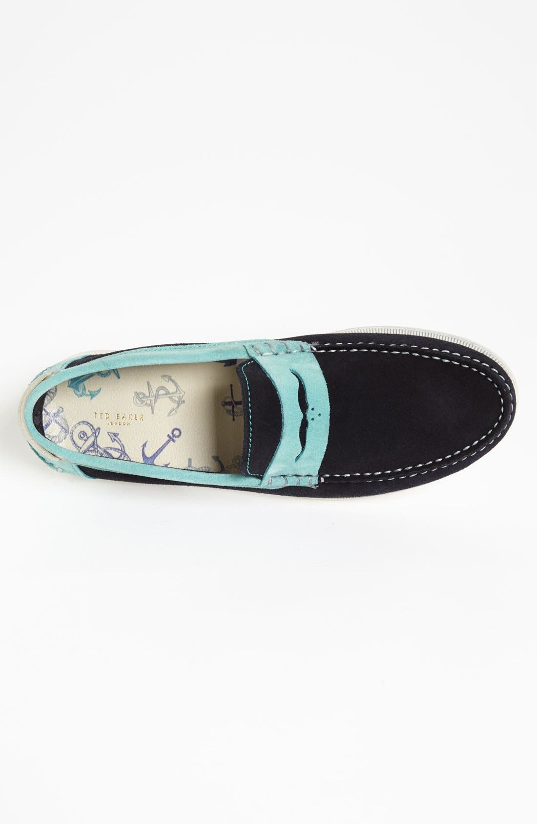 Alternate Image 3  - Ted Baker London 'Seelo' Penny Loafer (Online Only)